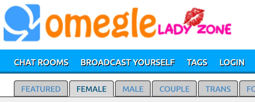 omegle lady zone