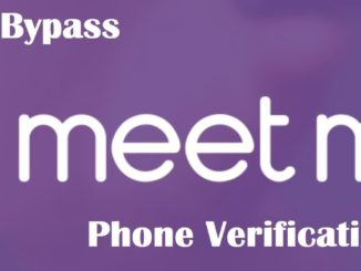 bypass meetme phone verification